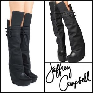 Jeffrey Campbell, New w/o box, Zealot boots, 8